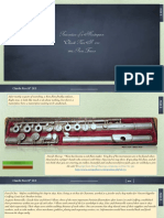 Flute Restoration Project_Claude Rive No 243