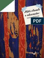 ARTES VISUAIS E EDUCAÇÃO