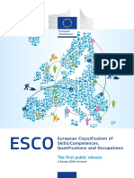 First ESCO Release