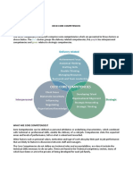 Competency Framework Booklet