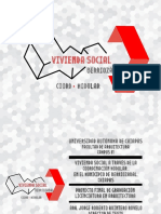 Vivienda Social a Traves de La Coordinación Modular