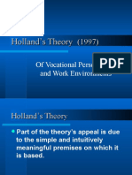 542Lecture 4 Holland