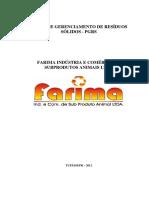 Pgrs - Plano de Gerenciamento de Residuos Solidos