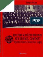 Martiri şi mărturisitori sub regimul comunist Eparhia Greco-Catolică de Lugoj