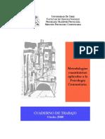 METODOLOGIAS CUANTITATIVAS APLICADAS A LA PSICOLOGÍA COMUNITARIA.pdf