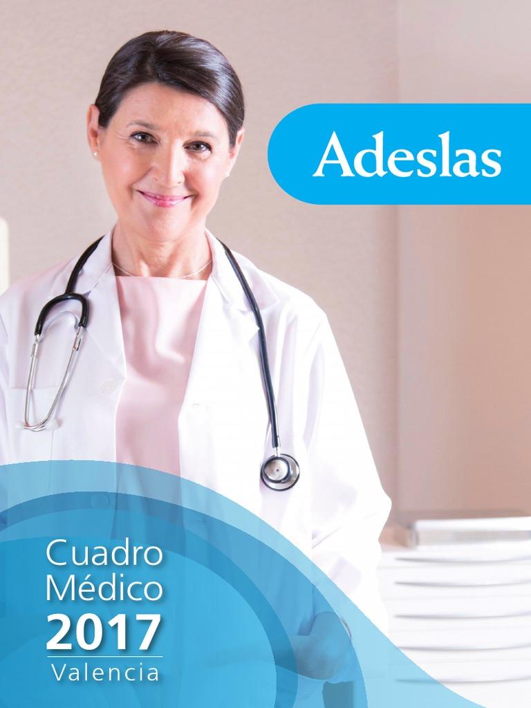Cuadro Medico Adeslas Valencia Cuadrosmedicos Com