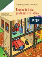 Il Radon in Italia