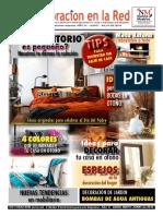 Revista sobre Decoracion Gratis de casas y departamentos