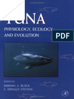 Fish Physiology 2001 Vol 19 Tuna Physiology, Ecology, And Evolution