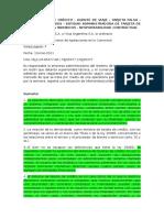7) Fallo Contratos Conexos.
