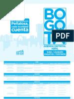 Agenda Distrital Local Abril