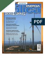 Anuário Energia Eólica 2014-2015 (Brasil Energia)