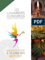 7th World Chambers Congress Report