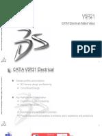 22 Ds Catia Electrical v5r21