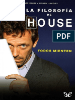 La Filosofia de House - William Irwin