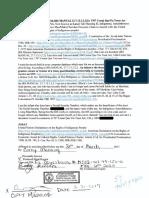 Manning El Statutory Claim