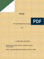 001 - Definições de Mídia