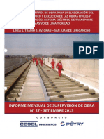 Informe Mensual 27 Setiembre 2013