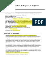 GT02 01 Anexo III.1 Formulario de Proposta de PeD