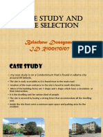 Site Selection and Case Study