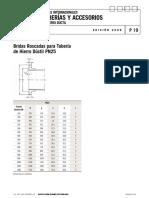 Ductile Iron FPF SPN Metric BRO-089sm 19