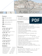 alaina stuckey envoc resume