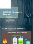 BIOEXNA (Biogas Ex Banana)