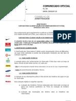 CO023 Normas Class if Cacao Observadores Futsal