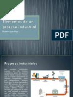 Elementos de Un Proceso Industrial