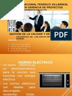 Proyecto Horno Electrico HE-2015