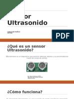 Sensor ultrasonido - Christian Muñoz.pptx.pptx