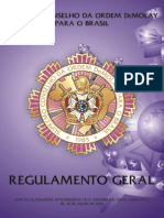 Regulamento Geral SCODB – Versão Atual 2014.