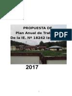 Pat.-propuesta Del Pat 2016