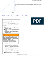 Cylinder liners and pistons, replace (All).pdf