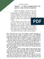 Tony Buzan - Mind Maps and Making Notes