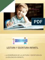 Lectura y Escritura Infantil