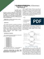 Pre Informe No. 1 Electrónica de Potencia 1