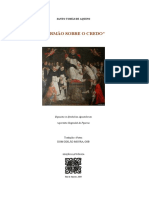 São Tomas de Aquino - Sermão sobre o Credo.pdf