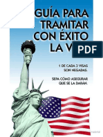 Guia Para Tramitar Con Exito La Visa