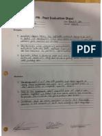 peer evaluation 151