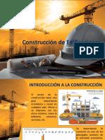 Construcción de Edificaciones