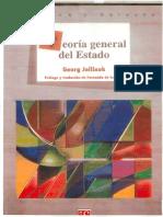 19836203 Teoria General Del Estado Georg Jellinek