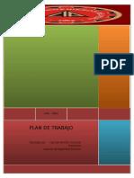 PLAN de TRABAJO 1era Convención Energia Eléctrica