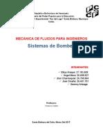 Sistemas de Bombeo
