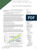 Cálculo e Selecção de Correias Transportadoras ‹ Ciência e Tecnologia Da Borracha