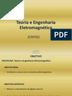 CNT02 - Teoria Da Engenharia Eletromagnetica 201608112