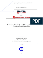 Energy Efficiency Standards in Alberta, Canada, July 2010