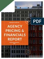 Agency Pricing Financials Report-HubSpot