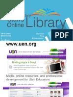 uelma utahs online library elementary