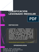 Clasificacion Lesionado Medular